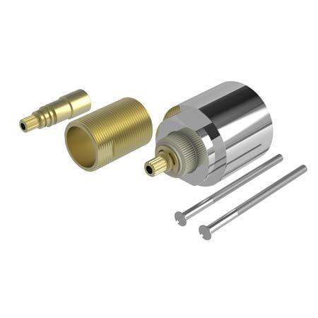 1/2'' Valve Trim Extension Kit - 20-146 - POLISHED CHROME - by Brasstech Newport Brass