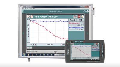 LQ-View - Description : Lab Quest Viewer Software - LabQuest Viewer Software - Each