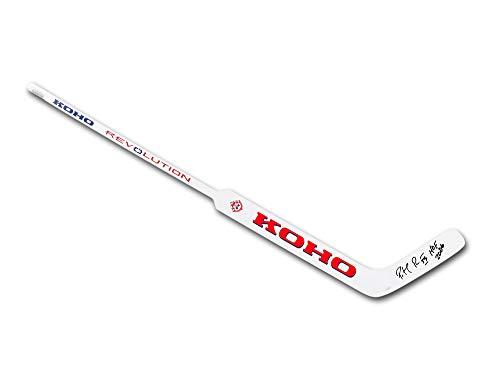 Upper Deck Patrick Roy KOHO Revolution Goalie Stick INSCRIBED HOF 2006