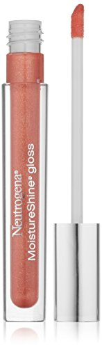 Neutrogena Moistureshine Gloss, Healthy Peach 500, .12 Oz
