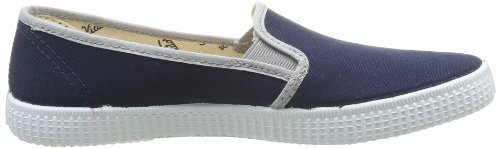Mode Slip Victoria On Adulte Baskets Bleu marino Mixte xA4zOz