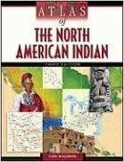 Book Atlas of The North American Indian by Carl Waldman (2009-02-01)
