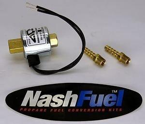 12V Solenoid Shut Off Fuel Valve