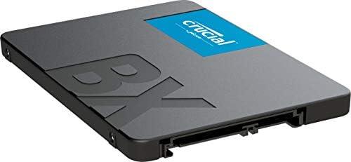 Crucial BX500 CT240BX500SSD1 Disco Duro Sólido Interno SSD de 240 ...