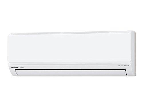 Panasonic(パナソニック) インバーター冷暖房除湿タイプ ルームエアコン 壁掛け型 6畳用(CS-224CFR/CS-224CF同等品) CS-F224C-W B00JRUZGXK