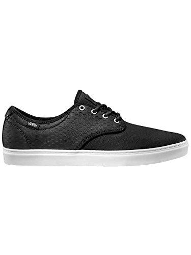 Vans M Ludlow, Sneaker Uomo (herringbone) black/white