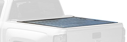 (Pace Edwards SWFA18A44 Switchblade Tonneau Cover Kit Incl. Canister/Rails Retractable Black Switchblade Tonneau Cover)