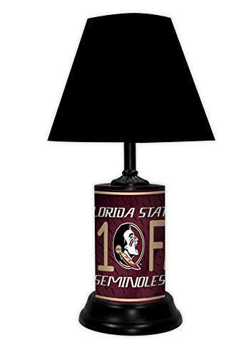 TAGZ Sports FLORIDA STATE SEMINOLES NCAA LAMP