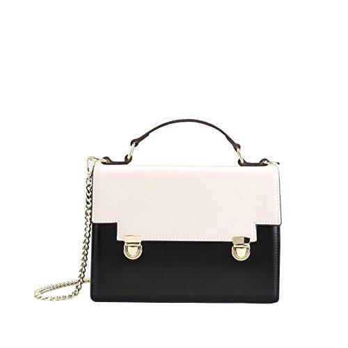 Grande Borse Black Borsa Donna Capacità Handbag Tracolla Piccola Shopping Da xIwRFxazqd