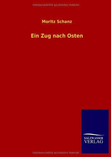 Ein Zug nach Osten (German Edition) PDF ePub fb2 book