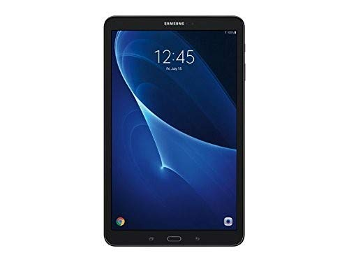 Samsung Galaxy Tab A 10.1in 16GB (Wi-Fi), Black (Renewed)
