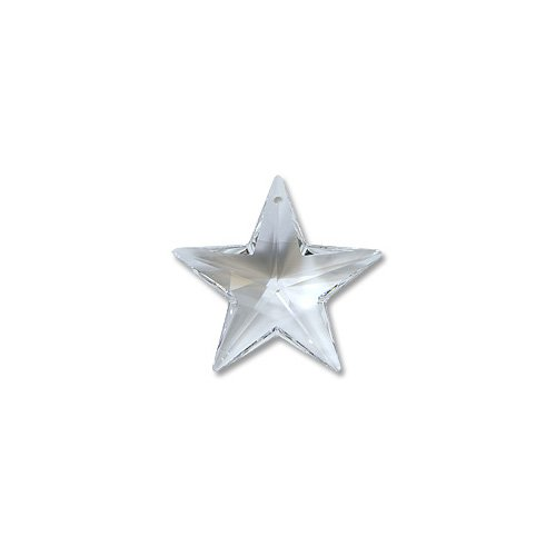 (Swarovski Stars 6714 40mm Crystal (Package of 1))