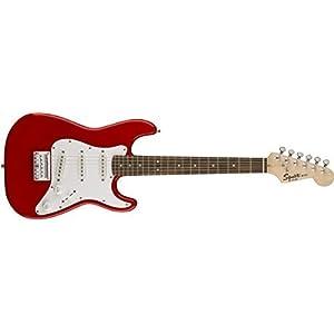Fender Squier Mini Strat (v2), Torino Red, Rosewood