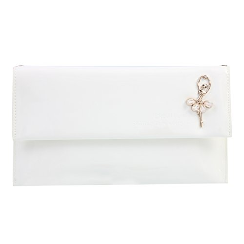 The Rocky Horror Picture Show Janet's White Handbag