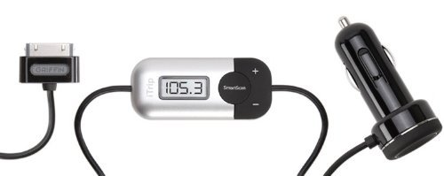 Griffin iTrip Auto (2008) FM transmitter and car charger for iPod (Best Ipod Radio Transmitter)