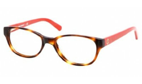 TORY BURCH Eyeglasses TY 2031 1162 Amber Orange - Tory Burch Men