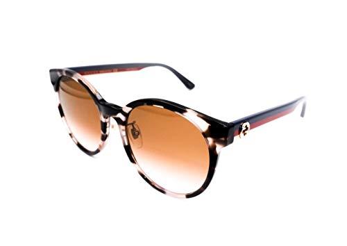 Authentic GUCCI Light Pink Tortoise Sunglasses GG0416SK - 004NEW (Gucci Brille Frames Für Frauen)
