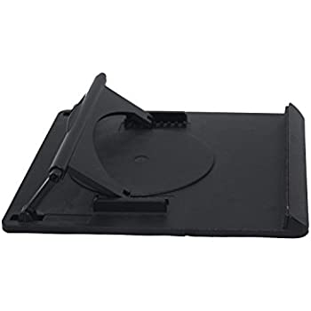 Amazon Com Swivel Laptop Stand Adjustable Height