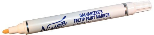 nissen-gfwh-galvanizers-feltip-paint-marker-white-color-white-model-gfwh-outdoor-hardware-store
