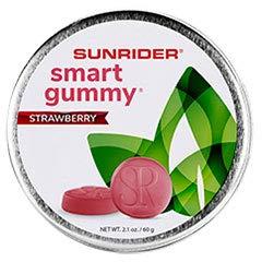 Smart Gummy Strawberry Flavor 6 Pack by Sunrider International