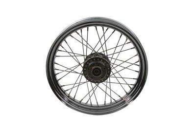 V-Twin 52-1087 - 19'' Front Spoke Wheel