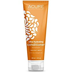 ACURE Hydrating Conditioner, Argan, 8 Ounce
