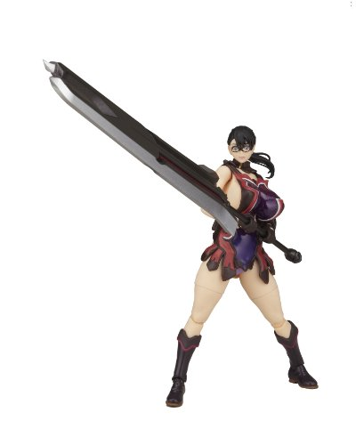Revoltech Legacy Of Queens Blade series (Queen's Blade Costumes)