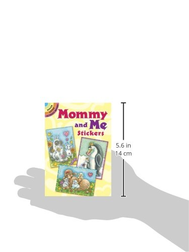 Mommy and Me Stickers (Dover Little Activity Books Stickers)