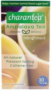 Charantea Ampalaya Tea - CHARANTEA TEA,BITTER MLN,DIABETES, 30 BAG