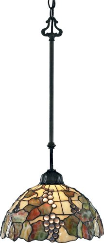 Elk 783-Ai Harvest 1-Light 30-Inch Pendant, Antique Iron - Harvest 1 Light Pendant