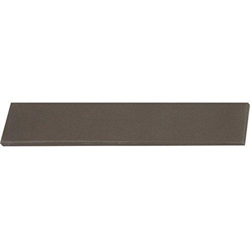 Spyderco Grit Bench Stone - Spyderco Pocket 1 x 5 x 1/8 Medium Stone with Pouch