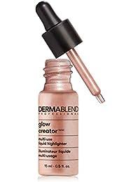 Glow Creator Liquid Highlighter Makeup, 0.5 Fl. Oz., Pearl Highlighter