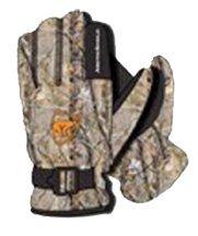 Arctic Shield Camp Glove Lightweight Mossy Oak Infinity Large