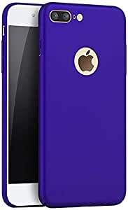 IPHONE 7 Plus Body Protective Case Cover - BLUE