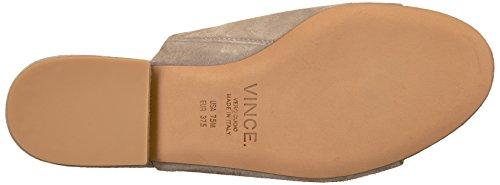 Vince Women's Damon Flat Sandal Woodsmoke tta0atG