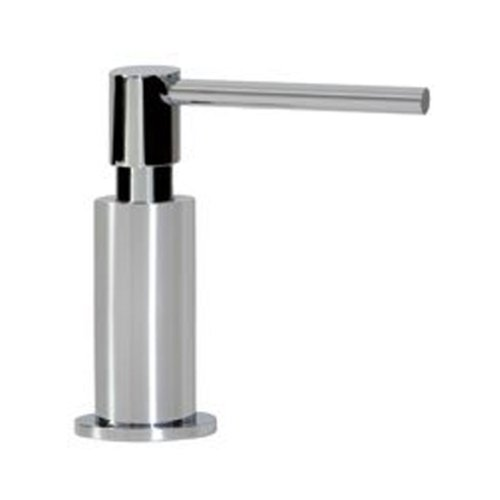 Franke SD-600 Rounded In-Sink Soap or Lotion Dispenser, Chrome by Franke