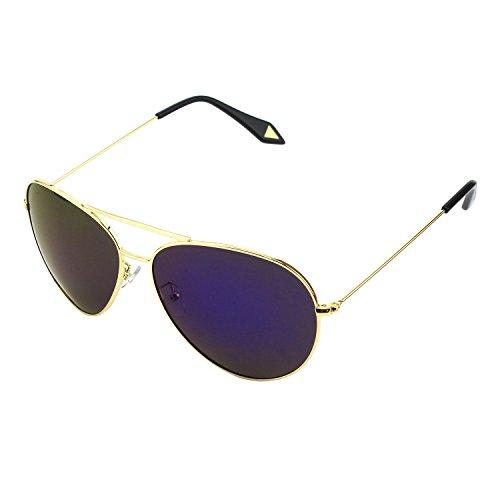 217868d083 CGID MJ89 Lente Antirreflejante Completo Aviador Polarizado UV400 Gafas de  Sol con Diseño de Moda Retro