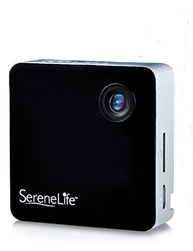 SereneLife Reliable Wireless Camcorder Bundle (AZSLBCM18BK) by SereneLife