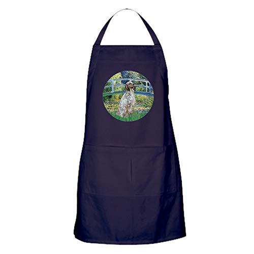 CafePress Bridge/English Setter Kitchen Apron with Pockets, Grilling Apron, Baking Apron