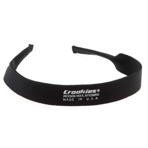 (Croakies BLACK Croakies Originals Black )