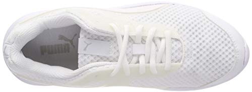 Puma Adulto White puma Zapatillas Unisex Blanco Escaper puma White 09 Pro ZOrqxIZ