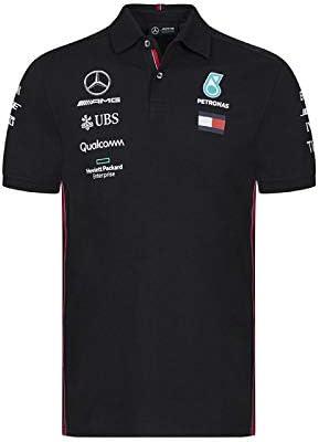 Mercedes AMG Petronas Motorsport Polo Ufficiale da Pilota Formula F1 Team