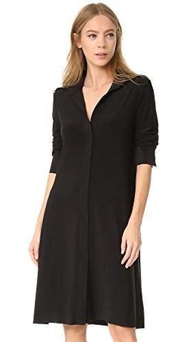 norma kamali shirt dress - 6