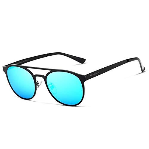 La Accesorios Sol Redondas Acero De Gafas para Inoxidable Sol De Unisex De Gafas De Sol Sol De Vendimia De FKSW Gafas De Los Gafas Polarizadas Hombres Hombres Masculinas xgTwqHq4