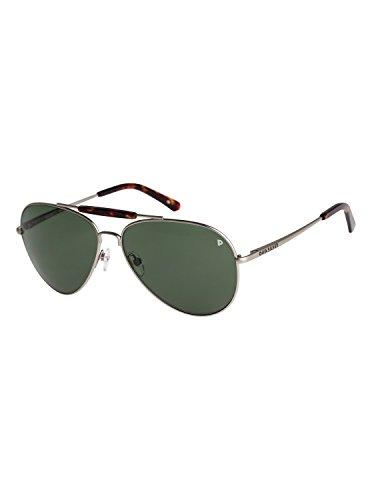 de Matte Quiksilver Polarised EQYEY03036 Glass Plz sol Premium Gafas Barrett Silver Green para Hombre zxxwCFIq