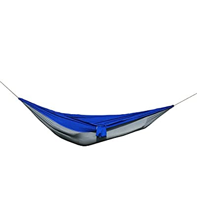 THE #1 Rated Ultralight Backpacking Hammock - Portable Camping Hammock Bundled with Tree Straps & Carabiners - Best Nylon Hammock with 5 Year Money Back Warranty