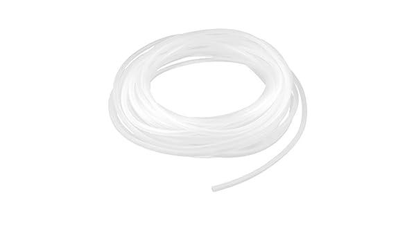 Amazon.com : eDealMax PU peces de acuario tanque de oxígeno circulan el tubo de la Bomba Los difusores de burbujas aerolínea 10M Blanca : Pet Supplies