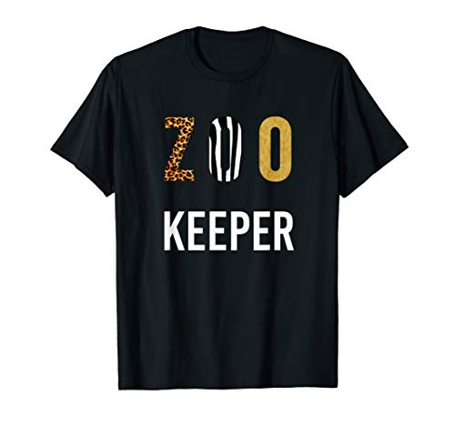 Zoo Keeper Halloween T-Shirt Costume Adult -