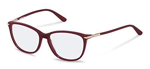 Eyeglasses Rodenstock R 5328 C 0000 E 42 dark red, rose gold ()