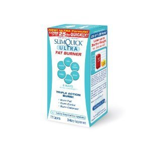 Slimquick Ultra Fat Burner 72 capsules
